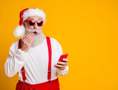 Lo sai che Babbo Natale usa la funzione Girovisite di MyAgente?